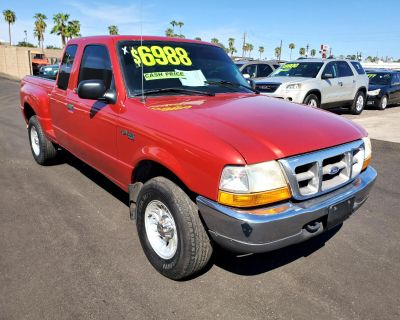 """Used 1999 Ford Ranger Supercab 126"""" WB XLT 4WD"""