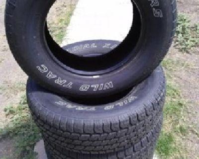 $410 OBO 17 inch Rim Tires