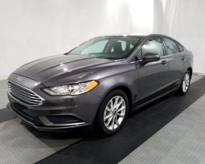 2017 Ford Fusion 4dr Sdn I4 SE