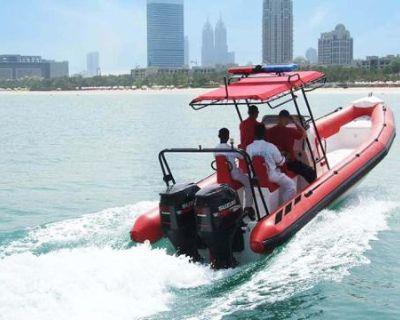 Ocean Craft Marine Fire-Fighting 8.0 M