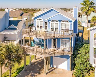 Beautiful, family-friendly, Gulf-view home w/gas grill - walk to the beach! - Pirates Beach