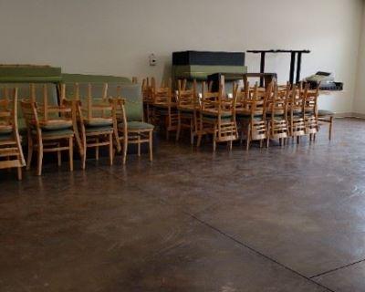 Deli, Cafe Coffee Shop Potential Restaurant Furniture