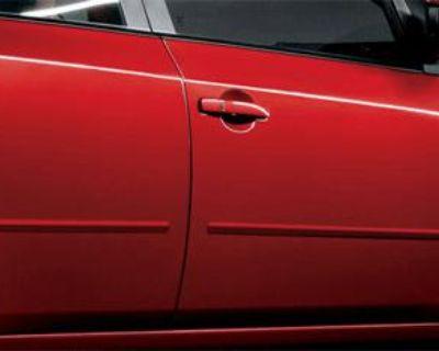 2007-2011 Nissan Sentra Body Side Molding Silver Oem