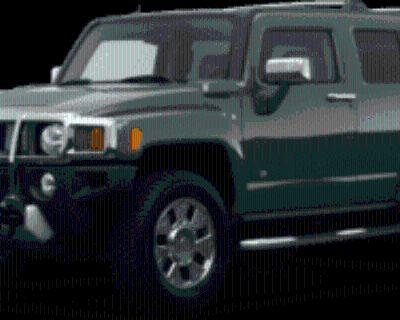 2008 HUMMER H3 SUV Luxury