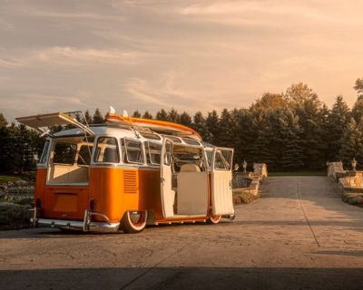 1965 VW Transporter BUS