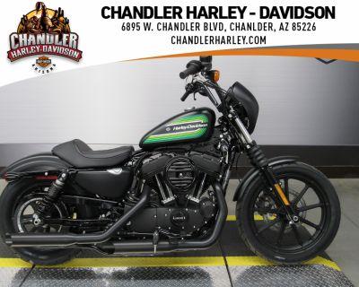 New 2021 Harley-Davidson Iron 1200 (XL1200NS)