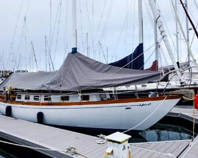 1969 Cheoy Lee Offshore 40