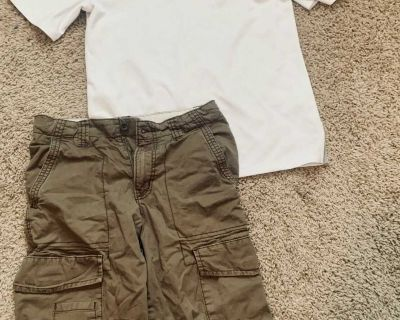Boys Outfit size 8/10