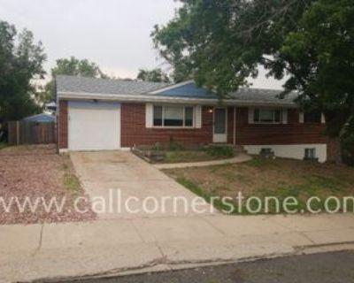 609 Bridger Ln #1, Colorado Springs, CO 80909 4 Bedroom Apartment