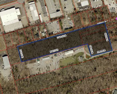 Vacant Industrial Land for Sale on Blankenbaker