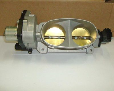 Ford Mustang Gt 4.6 Sohc Throttle Body New Oem Part 9r3z 9e926 A