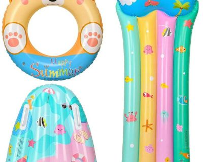 Pool Floats for Kids 3pcs ( NOTE CROSSPOSTED)