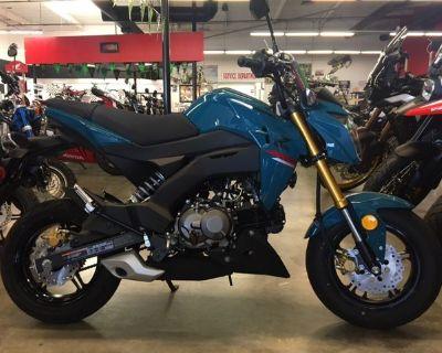 2021 Kawasaki Z125 Pro Sport Fremont, CA