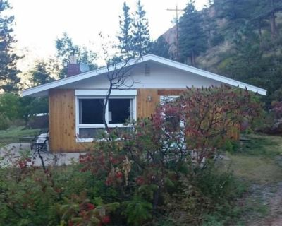 Riverfront Home With Hiking, Fishing And Magnificent Views Out Your Front Door! - Lyons