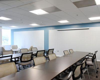 Flexible, beautiful Ballston meeting & event space, Arlington, VA