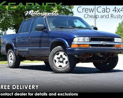 2003 Chevrolet S10 Pickup LS Crew Cab 4WD