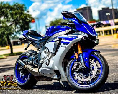 2016 Yamaha YZF-R1 Supersport Houston, TX