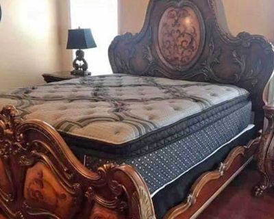 Magnificent Mattresses, comfortable and affordable! Fit for a King or Queen! Message me Today!