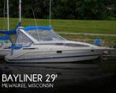 29 foot Bayliner 29