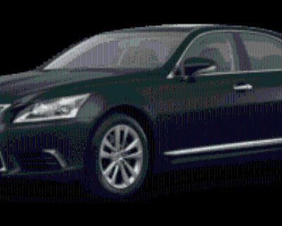 2017 Lexus LS LS 460