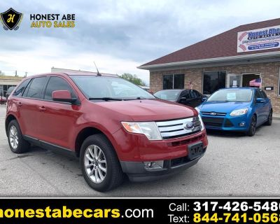 Used 2010 Ford Edge SEL FWD