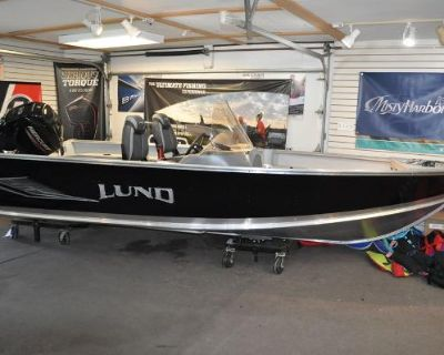 2020 Lund 1600 Alaskan SS