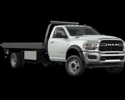 New 2021 Ram 5500 Chassis Cab Tradesman 4WD Regular Cab Chassis-Cab
