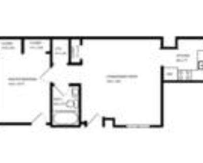The Bond - Floorplan B Patio