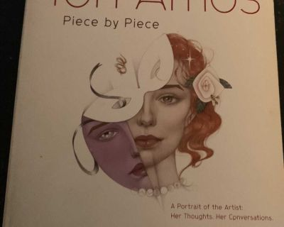Piece by Piece by Tori Amos & Ann Powers Bestseller NEW Paperback