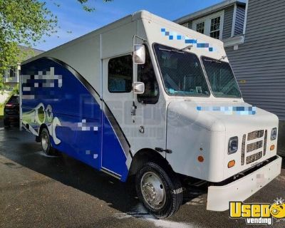 Ready to Convert Used 2016 Ford F59 18' Empty Step Van