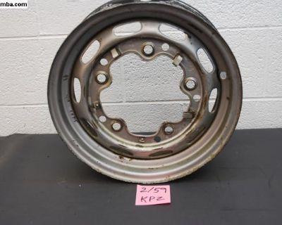 2/59 KPZ Porsche 356 Wheel Drum Brake Painted