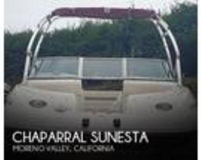 26 foot Chaparral Sunesta