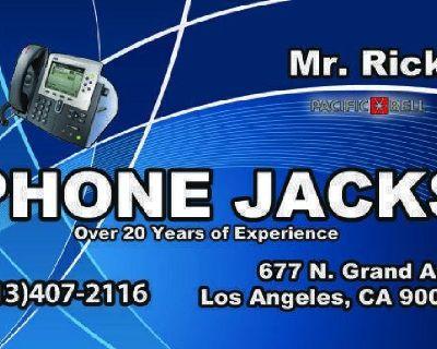 AVAYA-NORTEL-PHONE JACKS--UVERSE--PANASONIC--XBLUE-SPECTRUM