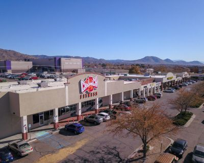 Manzano Shopping Center