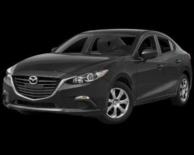 Pre-Owned 2016 Mazda3 i Sport FWD 4D Sedan