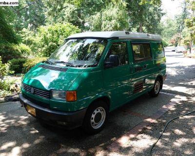 1994 Diesel 4WD Eurovan Full Camper