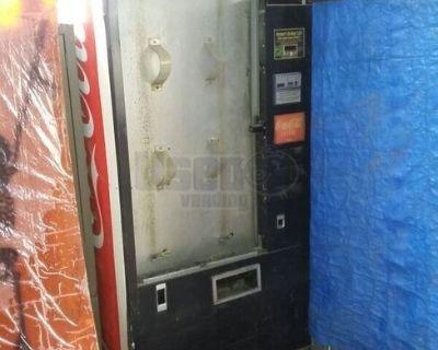 Full Size Soda Vending Machine