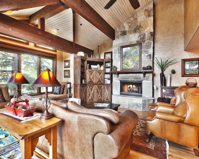 5 Min Walk DV Ski Slopes, Lux Fam-Friendly 3/3 townhome-Book 7 NTS 1 Skis Free! - Deer Valley