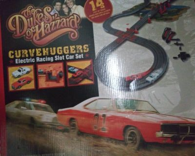 Duke of hazard race track also 500+ games