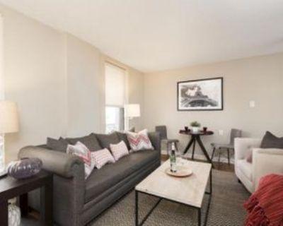 201 South 13th Street #1204, Philadelphia, PA 19107 1 Bedroom Apartment