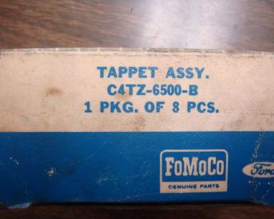 Nos 1964 Ford Mustang Fairlane Falcon Galaxie V8 Tappet Set Hydraulic Lifter