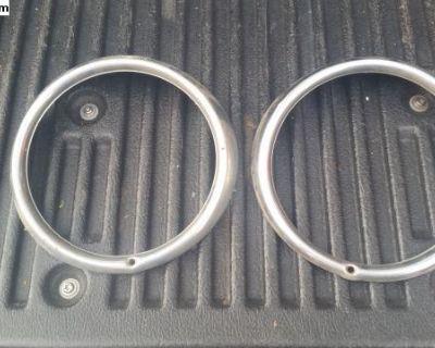 Original Headlight Rings