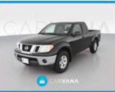 2011 Nissan frontier Black, 32K miles