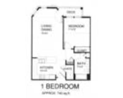 Mequon Court Apartments - One Bedroom with Patio