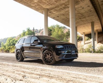 lowered 2019 Jeep Grand Cherokee Limited X 5.7L FOR SALE! 7K Miles