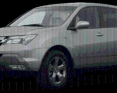2008 Acura MDX Technology with Entertainment Package