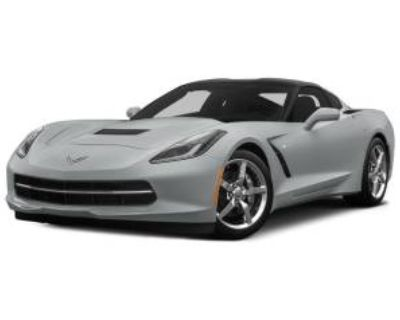 2015 Chevrolet Corvette Stingray Z51 with 2LT Coupe