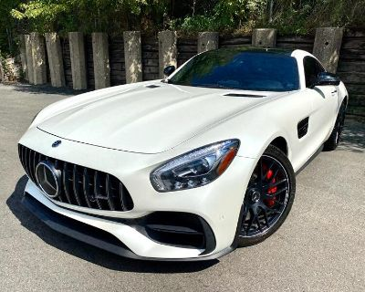 Used 2018 Mercedes-Benz AMG GT S