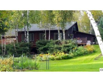 Lake Home with Sauna, Watercraft, Inflatables, & Good Fishing - Nashwauk