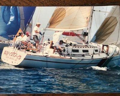 1990 J Boats J/35